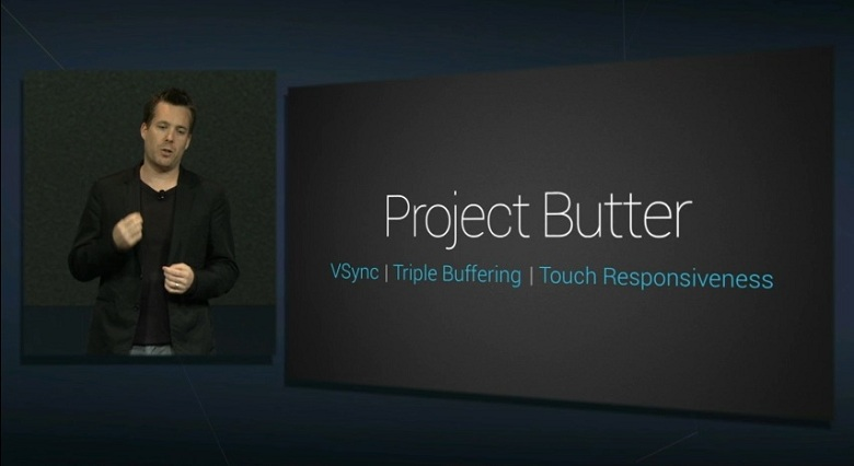 Android Jelly Bean 4.1 Project Butter