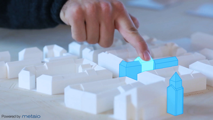Metaio Gives Augmented Reality a Magic Touch